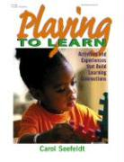 Playing to Learn als Taschenbuch
