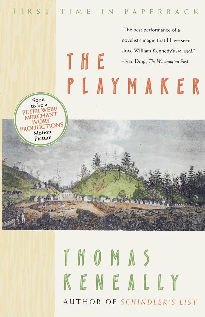 The Playmaker als Taschenbuch