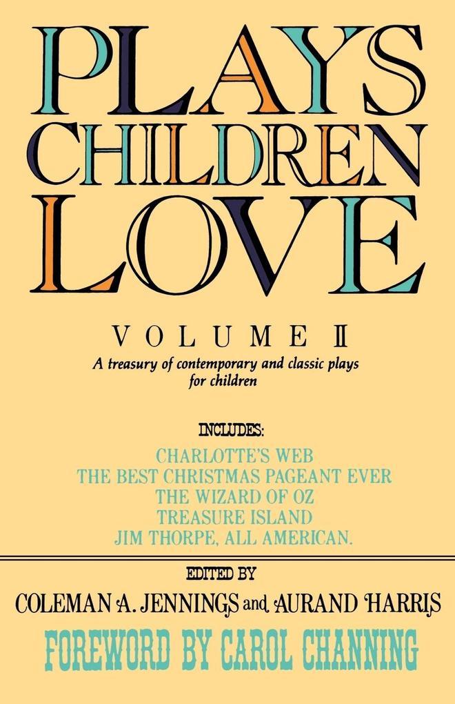 Plays Children Love als Taschenbuch