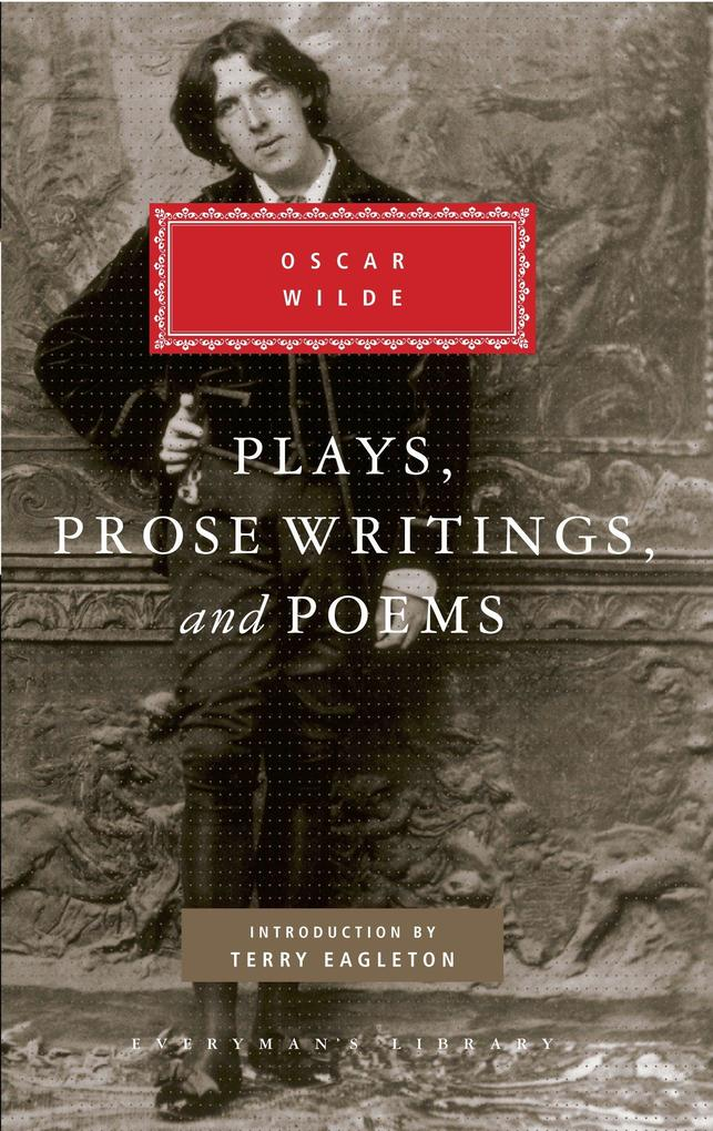 Plays, Prose Writings and Poems als Buch