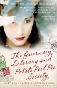 The Guernsey Literary and Potato Peel Pie Society als eBook von Annie Barrows, Mary Ann Shaffer