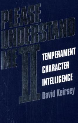 Please Understand Me II: Temperament, Character, Intelligence als Taschenbuch