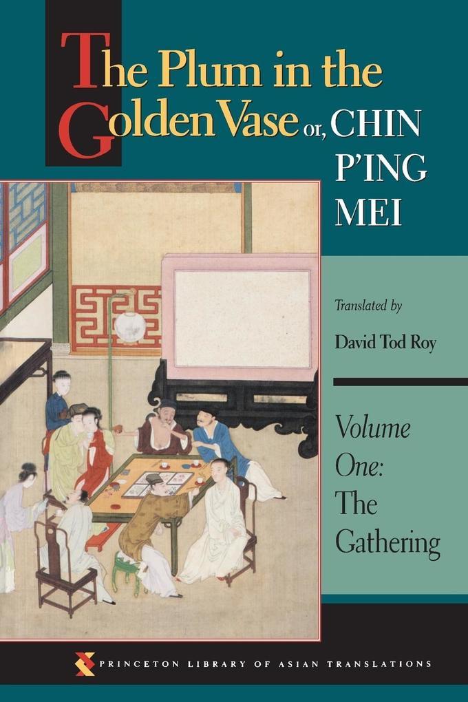 The The Plum in the Golden Vase als Taschenbuch