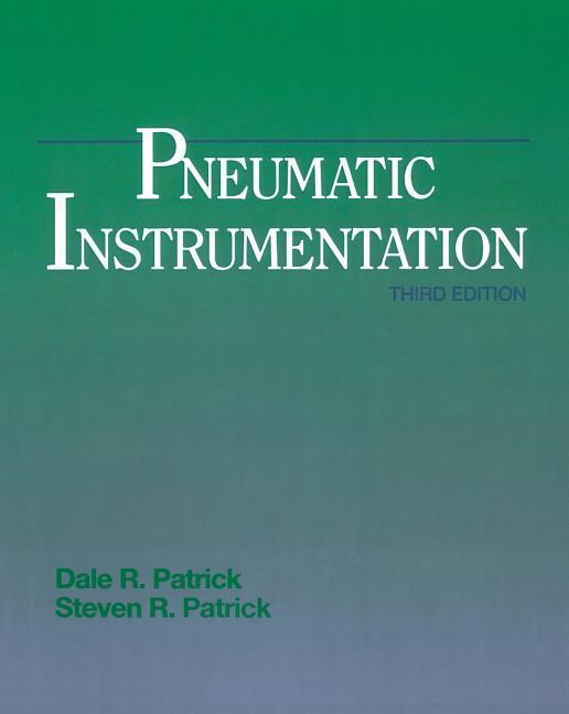 Pneumatic Instrumentation als Taschenbuch