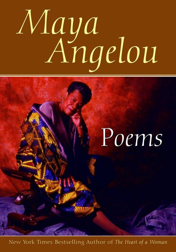Poems: Maya Angelou als Taschenbuch