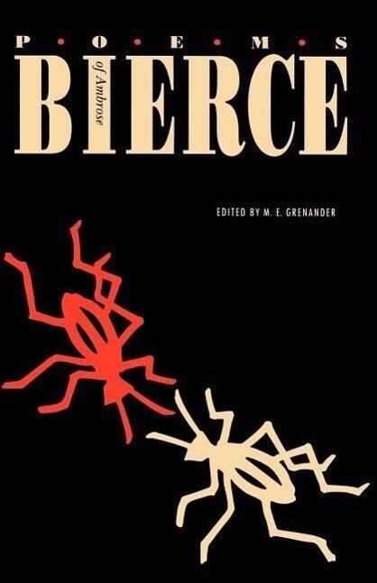 Poems of Ambrose Bierce als Taschenbuch