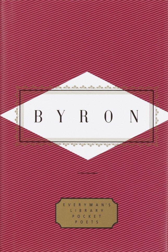 Byron: Poems als Buch