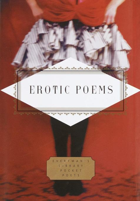 Erotic Poems als Buch