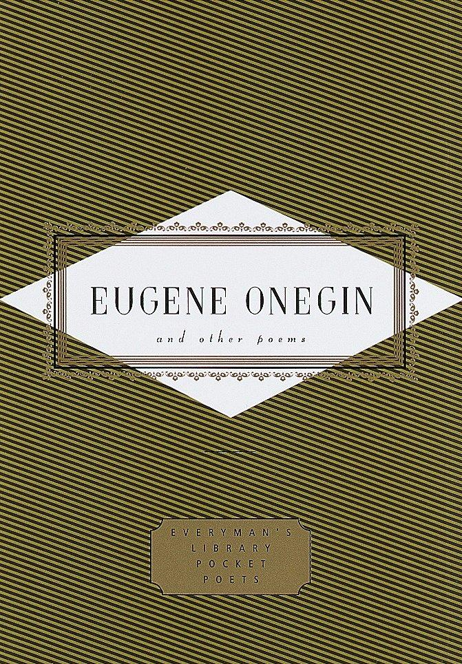 Eugene Onegin and Other Poems: And Other Poems [With Ribbon] als Buch