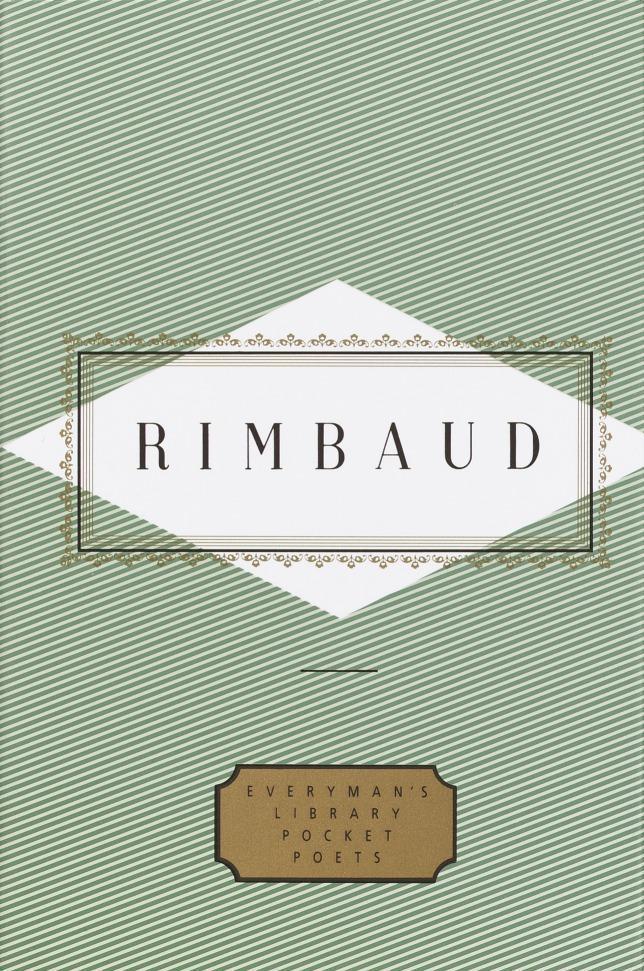 Rimbaud: Poems als Buch
