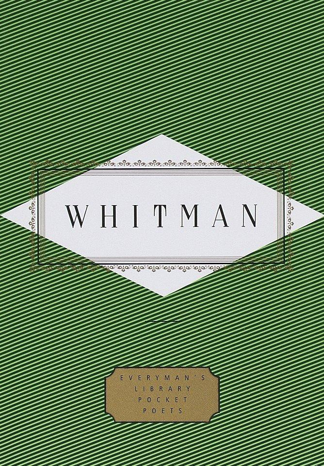 Whitman: Poems als Buch