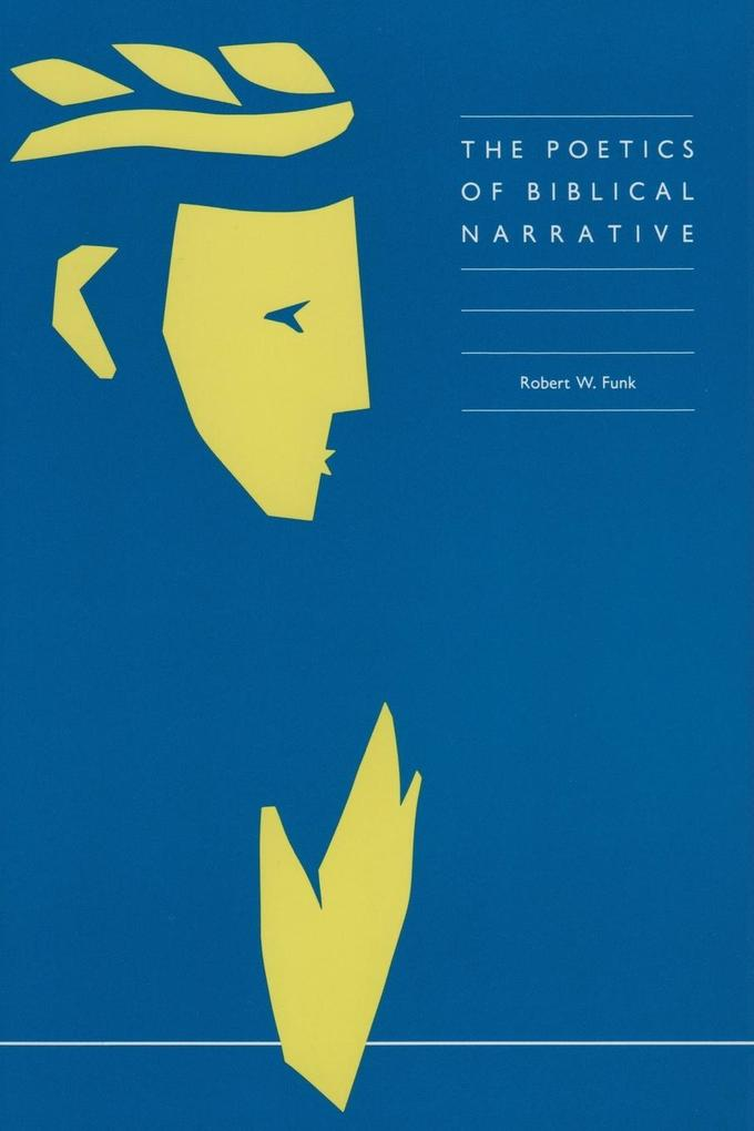The Poetics of Biblical Narrative als Taschenbuch