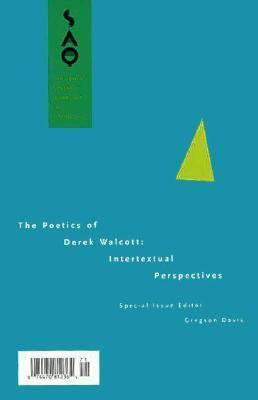 The Poetics of Derek Walcott: Intertextual Perspectives als Taschenbuch
