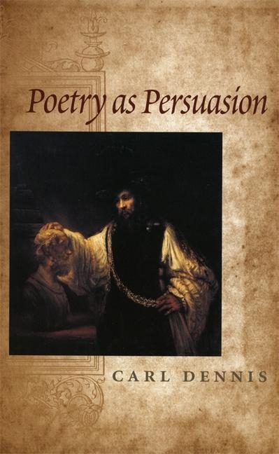 Poetry as Persuasion als Taschenbuch