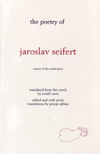 The Poetry Of Jaroslav Seifert als Taschenbuch