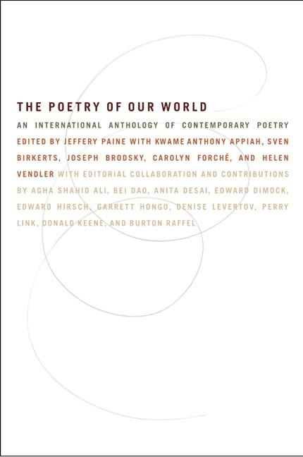 The Poetry of Our World: An International Anthology of Contemporary Poetry als Taschenbuch