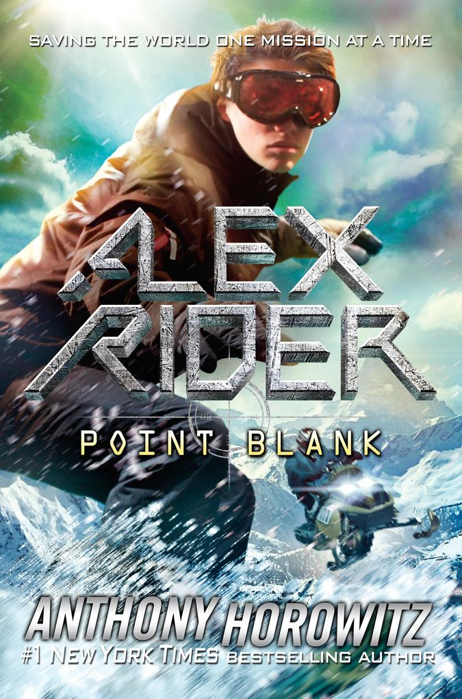 Point Blank als Buch