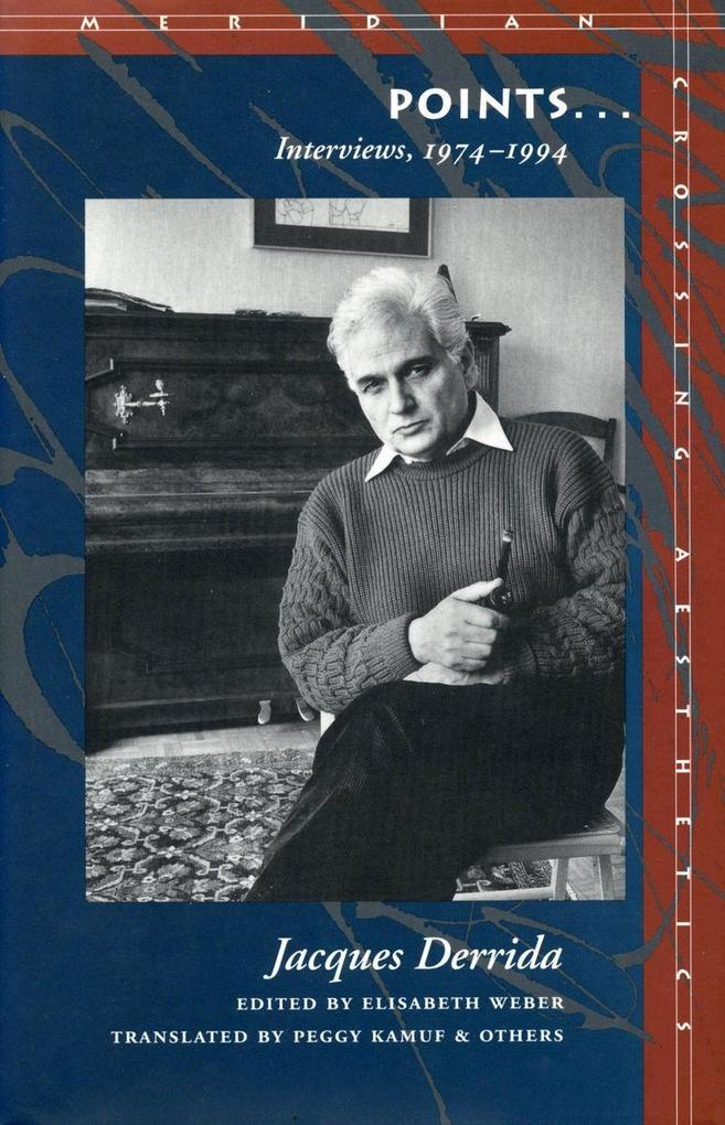 Points...: Interviews, 1974-1994 als Taschenbuch