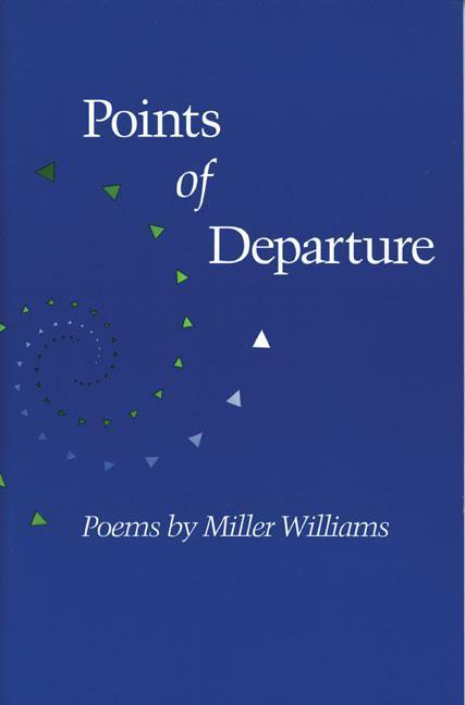 Points of Departure: Poems als Taschenbuch