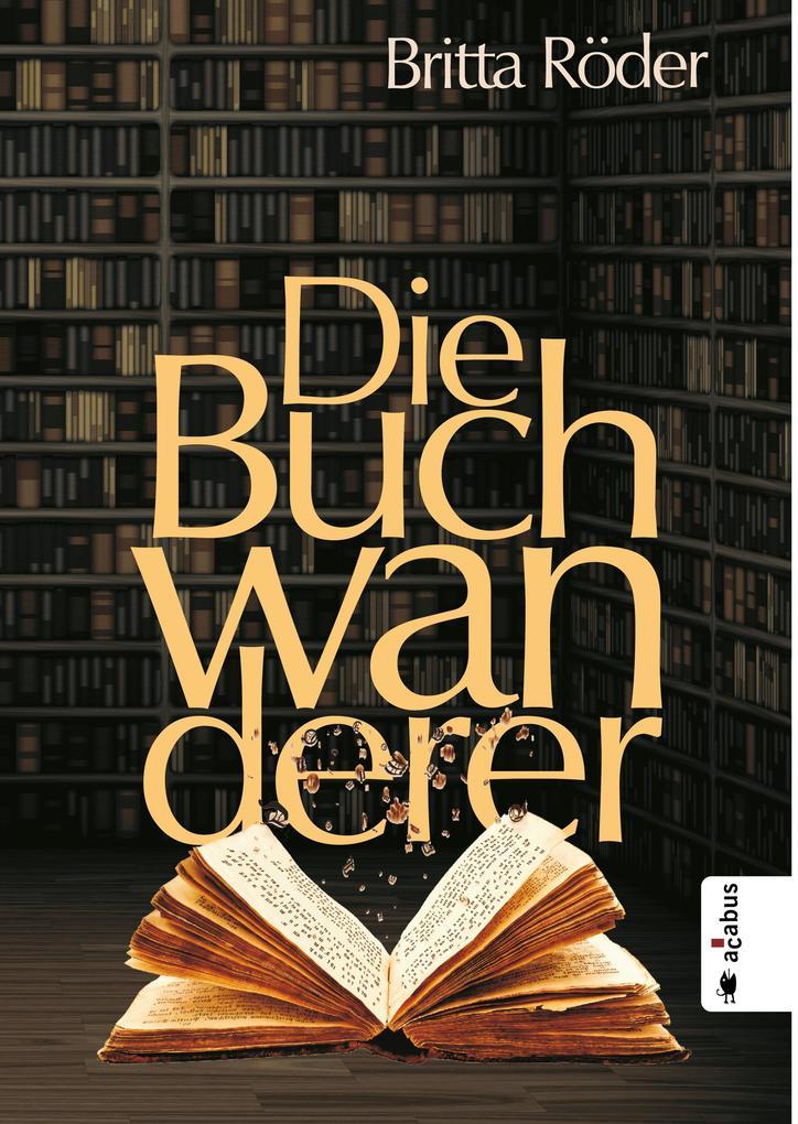 Die Buchwanderer als eBook