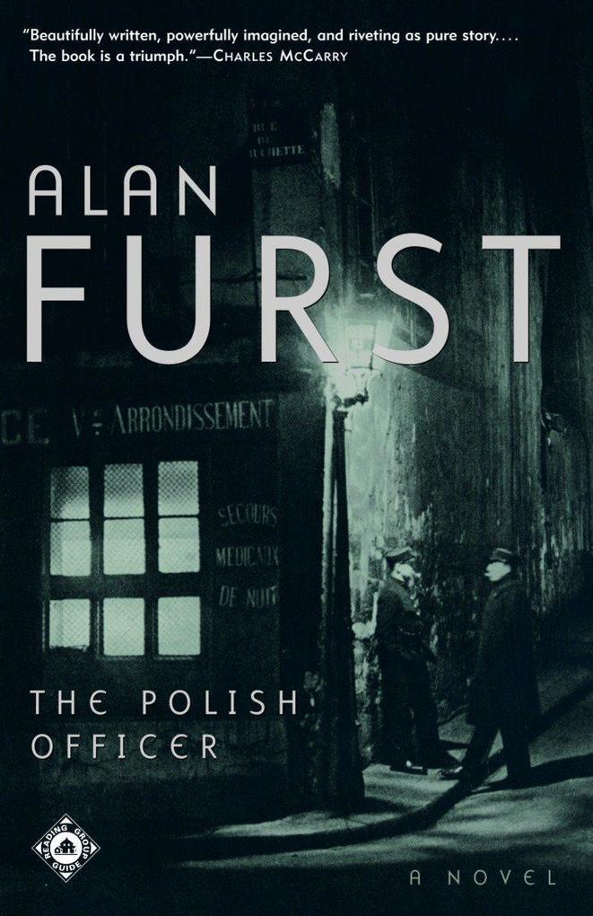 The Polish Officer als Taschenbuch