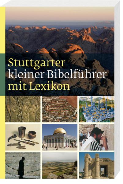 Stuttgarter kleiner Bibelführer mit Lexikon als Buch