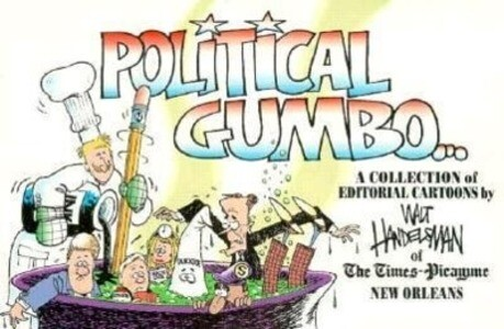 Political Gumbo: A Collection of Editorial Cartoons als Taschenbuch
