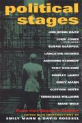 Political Stages: A Dramatic Anthology als Taschenbuch