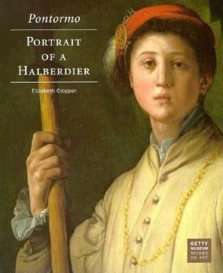 Pontormo: Portrait of a Halberdier als Taschenbuch