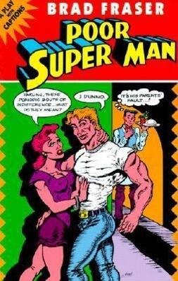 Poor Super Man: A Play with Captions als Taschenbuch