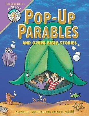 Pup Up Parables and Other Bible Stories: 48 Pages Reproducible Patterns als Taschenbuch