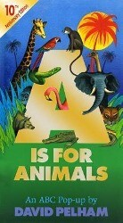 A is for Animals: 10th Anniversay Edition als Buch
