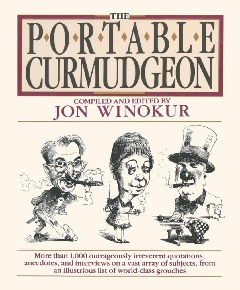 The Portable Curmudgeon als Taschenbuch