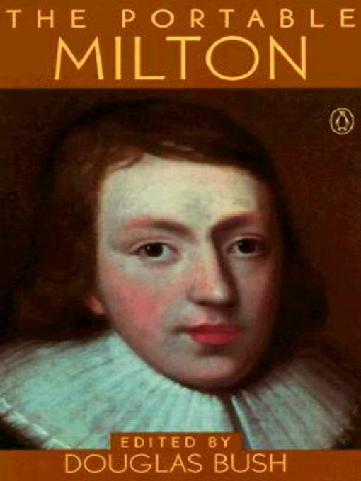 The Portable Milton als Taschenbuch
