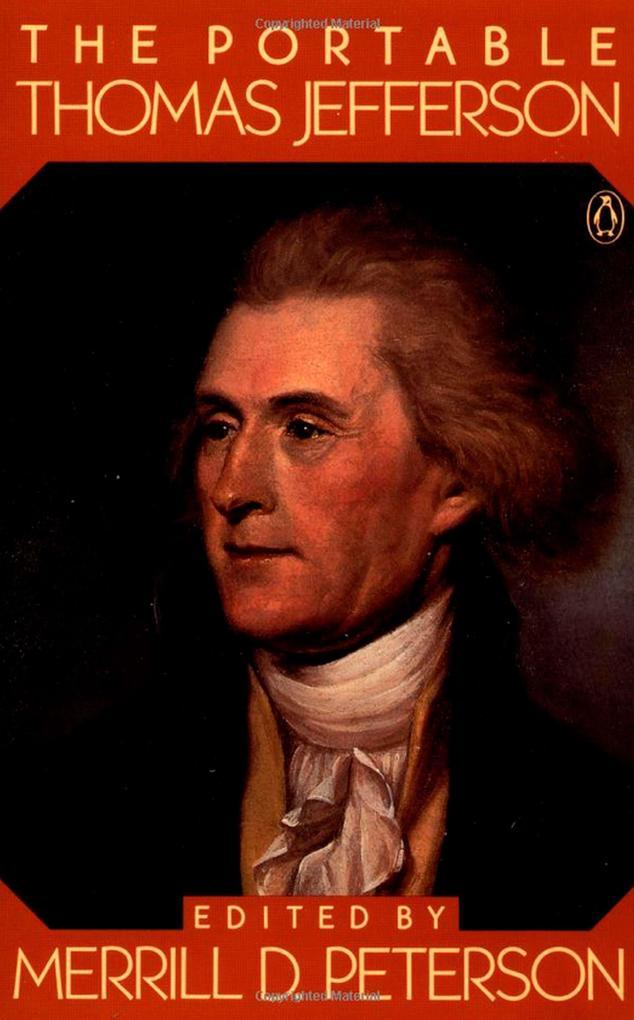 The Portable Thomas Jefferson als Taschenbuch