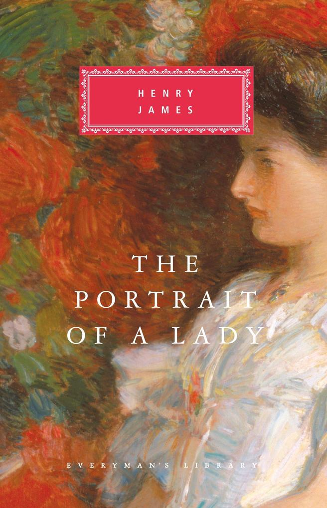 The Portrait of a Lady als Buch