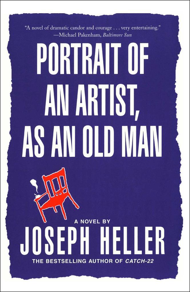 Portrait of an Artist, as an Old Man als Taschenbuch