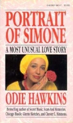 Portrait of Simone als Taschenbuch