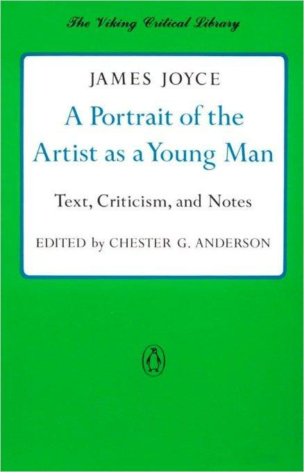 A Portrait of the Artist as a Young Man: Text, Criticism, and Notes als Taschenbuch