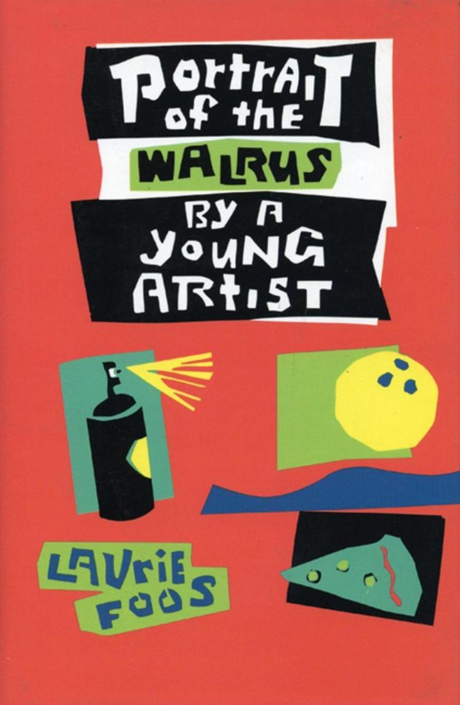 Portrait of the Walrus by a Young Artist als Buch