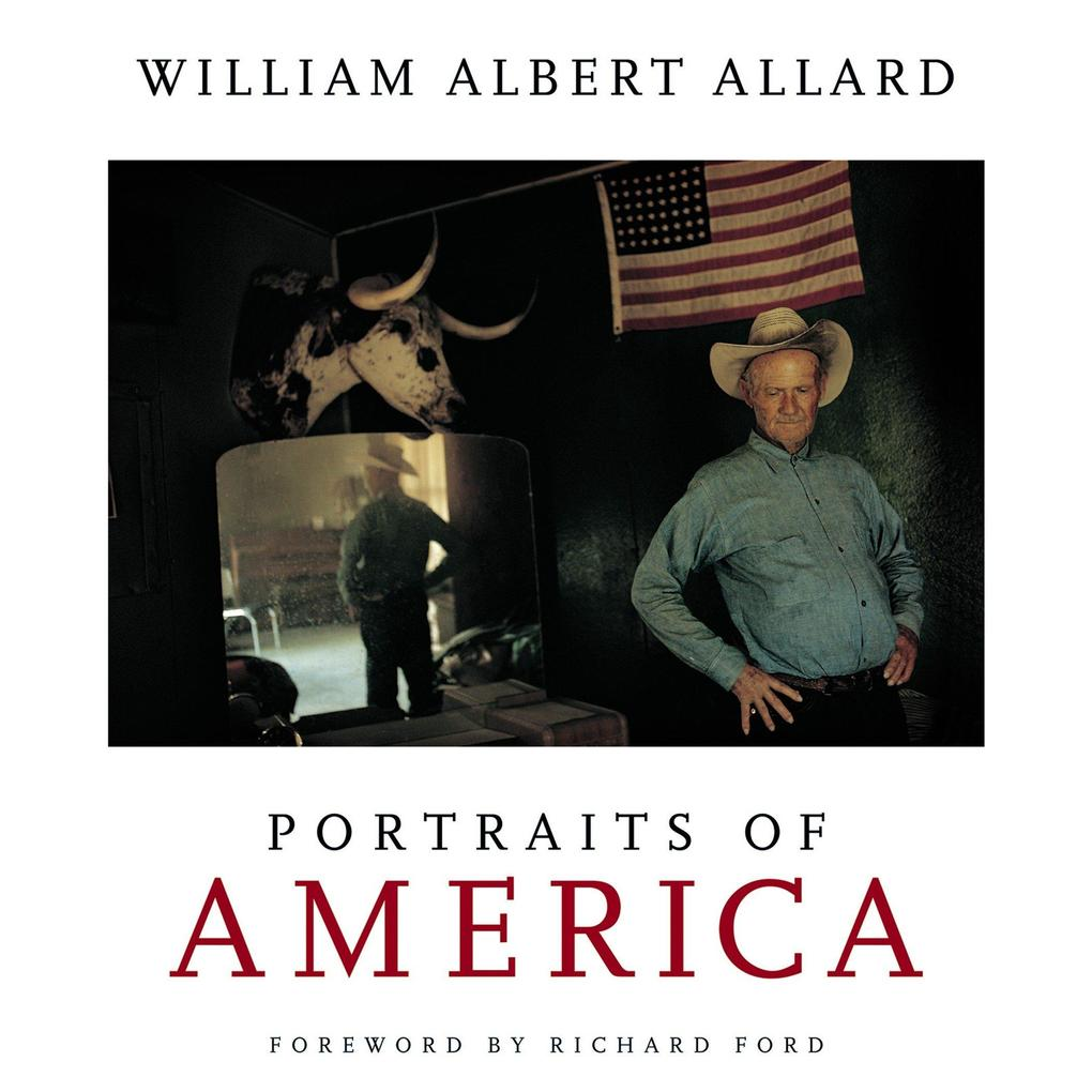 Portraits of America als Buch
