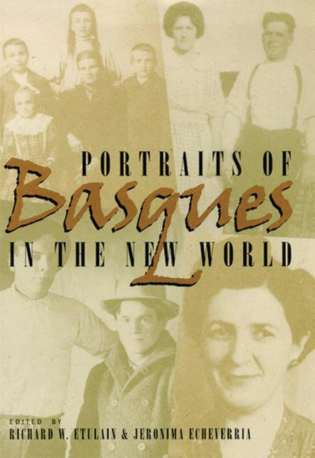 Portraits of Basques in the New World als Buch