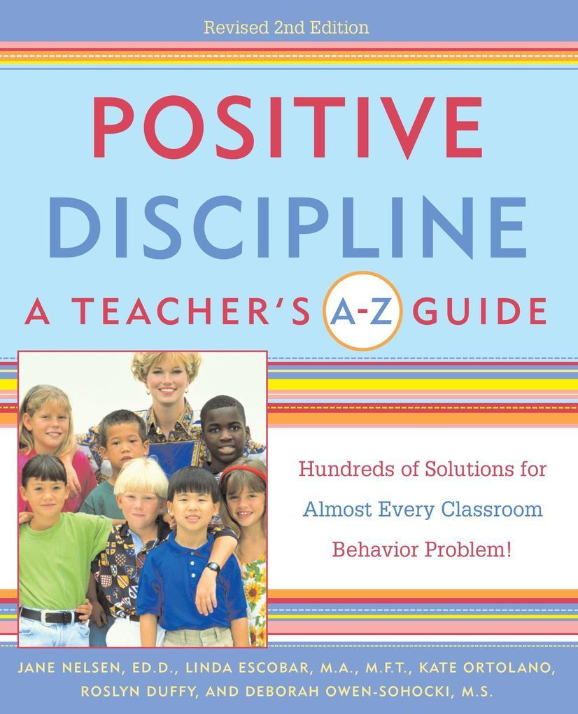 Positive Discipline als Taschenbuch