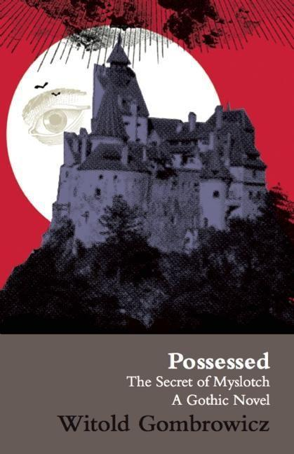 Possessed: The Secret of Myslotch: A Gothic Novel als Taschenbuch