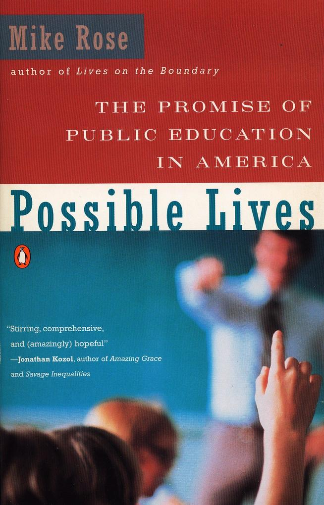 The Promise of Public Education in America als Taschenbuch