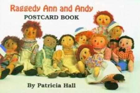 Raggedy Ann and Andy Postcard Book als Buch