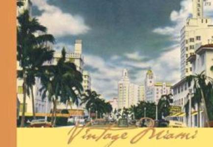 Vintage Miami als Buch