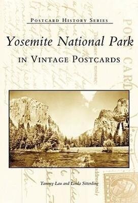 Yosemite National Park in Vintage als Taschenbuch