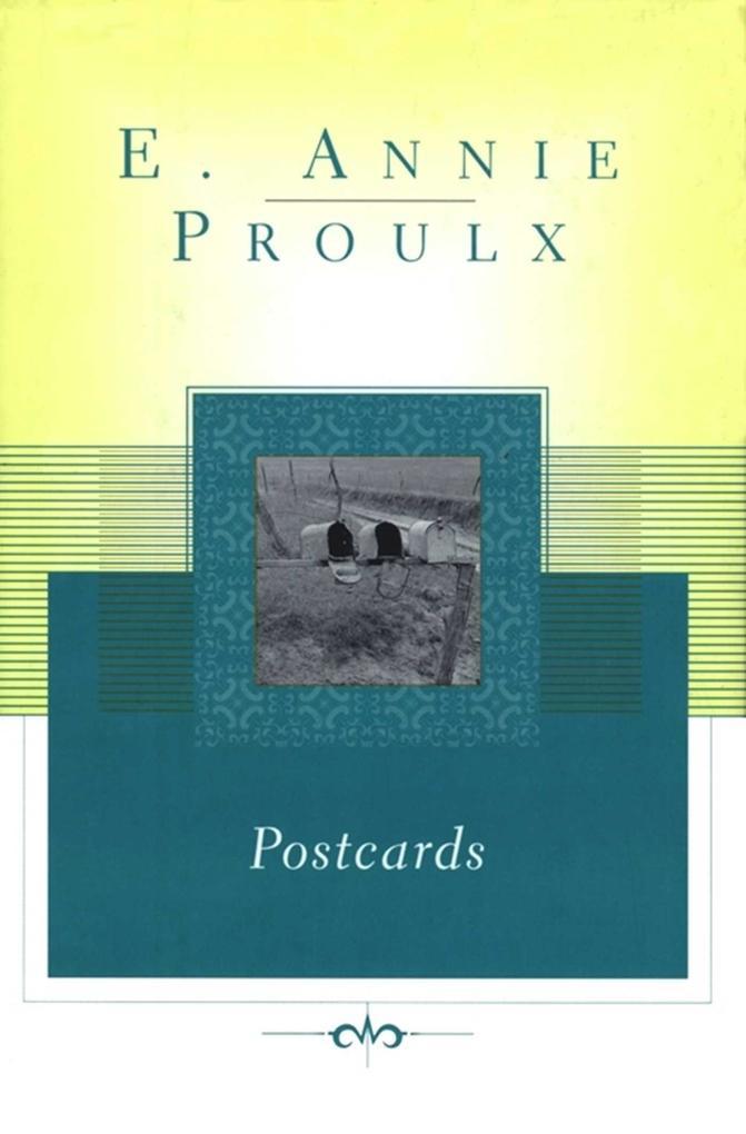 Postcards als Buch