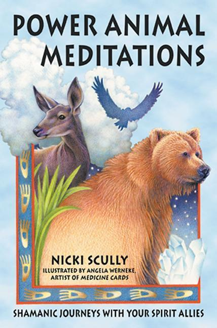 Power Animal Meditations: Shamanic Journeys with Your Spirit Allies als Taschenbuch